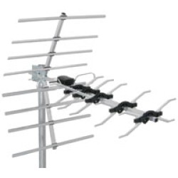High Gain UHF 32 Element Digital Aerial Wideband with F-Type Connection