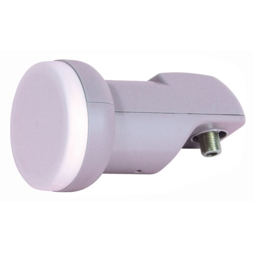 Single Output Universal LNB - Satellite Accessory for Receiving Satellite Signals