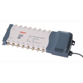 Labgear LDL216 4G Ready 2-input 16-output DigiLink Distribution Amplifier with Bypass