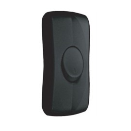 2A In-line Switch in Black ideal for Switching the Table Lamps, Black Inline Switch