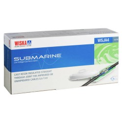 Wiska Submarine Cast Resin Joint for 4 Core 50mm2 Cable c/w 4 x Insulated Crimp Connection and Earthing Kit