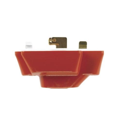 Klik 6A 4 Pin Plug in Red, Klik Plug-in System