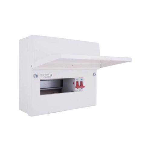 BG CFUSW07 7 Way Consumer Unit with 100A Main Switch Incomer Amendment 3