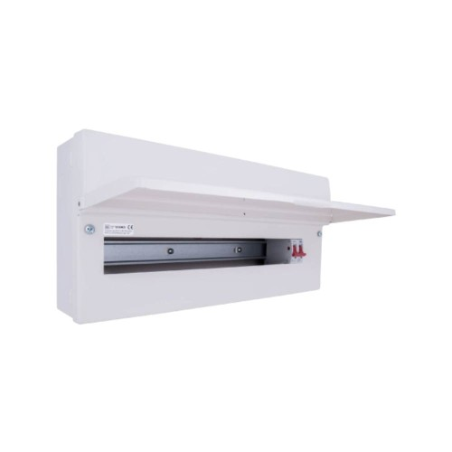 BG CFUSW20 20 Way Consumer Unit with 100A Main Switch Incomer Amendment 3