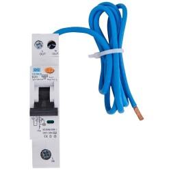 BG 20A RCBO Single Pole Type A 30mA 6kA B Curve for the BG Consumer Units, BG CUCRB20A Circuit Breaker
