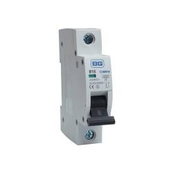 BG CUMB16 16A Miniature Circuit Breaker MCB Single Pole 6kA B Curve for BG Consumer Units