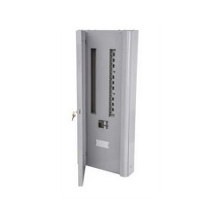 Memshield 3 18 way TPN Type B distribution board Without Incomer 125A/250A