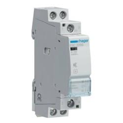 Hager ESC225S Humfree Contactor 25A, 2NO, 230V~50/60Hz, Quiet / Low Noise Hager Contactor