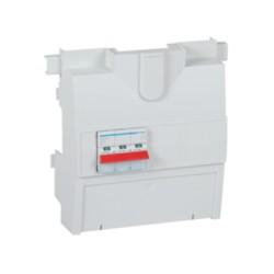 125A 4 Pole JK1 Switch Incomer Kit for Invicta 3 Distribution Boards, Hager JK11254S Incomer Isolator Kit