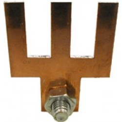 Hager 250A Single Pole Phasing Kit for Hager Invicta 3 250A Boards