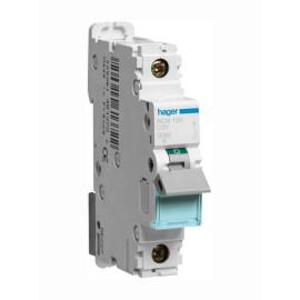 Hager NCN120 20A Type C Single Pole MCB 10kA Mini Circuit Breaker 1P C-20A 1M