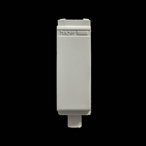 Hager VG01C Blanking Module (Din rail way) for the Hager Consumer Units