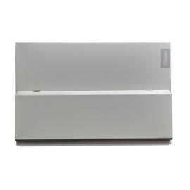 Hager Design 14 Way Metal Consumer Unit 100A Switch Disconnector Incomer (Amendment 3 Compliant)