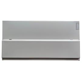 Hager Design 20 Way Metal Consumer Unit 100A Switch Disconnector Incomer (Amendment 3 Compliant)