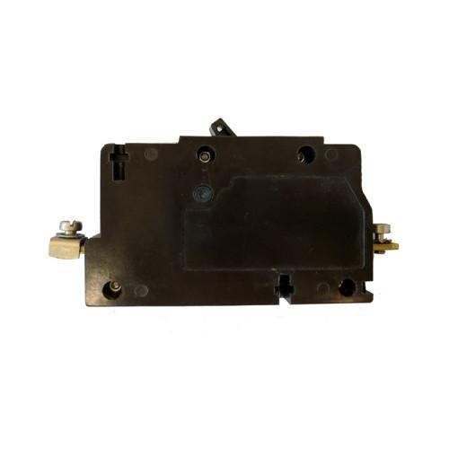 Crabtree C50 5A MCB type C 4.5kA Single Pole Miniature Circuit Breaker (brown)