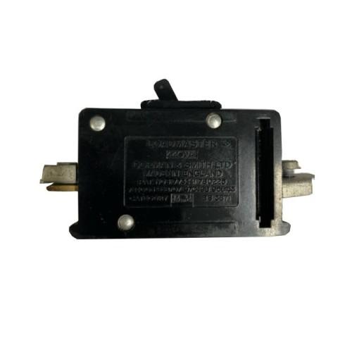 Dorman Smith 15A Loadmaster Single Pole MCB LM15 Circuit Breaker