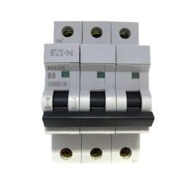 MEM Memshield2 MBH306 6A Triple Pole MCB Type B 10kA Miniature Circuit Breaker
