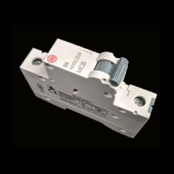 Wylex NHXLB06 MCB 6A Type B Single Pole Miniature Circuit Breaker 6kA 1 Pole 1 Module
