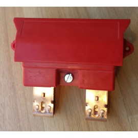 Henley 54365-08 Series 7 Solid Link in Red Carrier, Redlink used in place of Fuse-Link