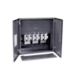 Ryefield J-Type Distribution Board 2 Way 200A HRC Fuse, Ryefield SK3011/3 Board
