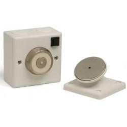 240V AC 200N Electromagnetic Door Holder and Keeper Plate, Door Holder for Fire Exit Door