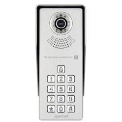 Aperta Multiway Video Door Station with High Resolution Camera and Keypad IP55 Rated ESP APDSMW