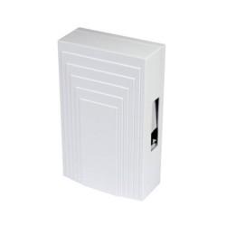 Door Bell York Battery / Mains 4C 8V 1A Transformer 80dB @1m, 170mm x 105mm x 49mm