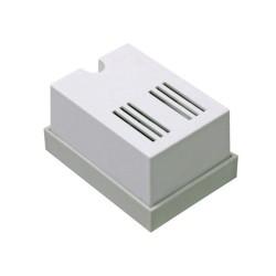White Doorbell Buzzer 80dB 57mm x 40mm x 29mm Mains Voltage 240V