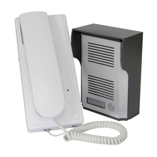 2.4GHz Wireless Two-Way Door Phone Entry System, AC and DC Wireless Dual-way Doorphone