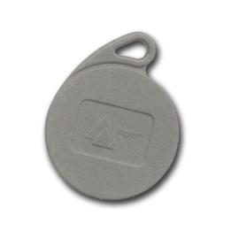BPT Key Ring Tag in Medium Grey, BPT GB/TKX900 Key Fob for BPT Proximity Readers (price per 10)