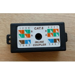 CAT5 8 Terminals IDC Joining Box, Cat5 junction box