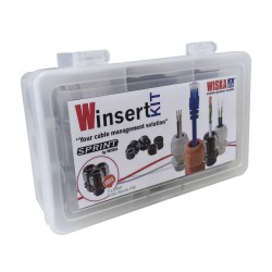 Wiska WINSERTKIT Sprint Cable Gland Kit - a Sealing Insert Kit for Cable Management