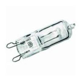 18W G9 Halogen Clear Capsule Lamp 240V 2800K 180lm 2000h Energy Saving Lamp