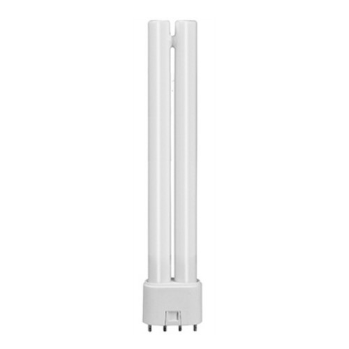 18W PLL Compact Fluorescent Lamp 2G11 Lynx-L 4 Pin 4000K Cool White 1200lm, dimmable