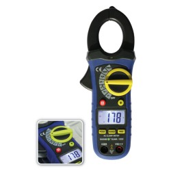 400A AC Clamp Meter for Measurement in Tight Spaces, ELMA 932 Pocket Clamp Meter