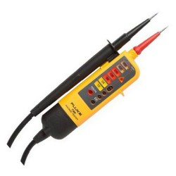 Fluke T90 Voltage and Continuity Tester, 2 Pole High Quality Tester replacing Fluke T50