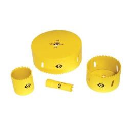 25mm diameter Heavy Duty Bi-Metal Holesaw Drill (domestic and professional)
