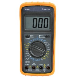 Professional Digital Multitester with 32 Testing ranges and 8 Functions (AC/DC Voltage)