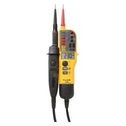 Fluke T150 Voltage Continuity Test with Switchable Load, Ohms and LCD Screen