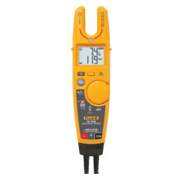 Fluke T6-600 Electrical Tester with FieldSense Technology, 600V: Voltage, Insulation and Current Tester