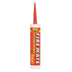 Fire Mate Sealant White, Intumescent Acoustic Acrylic Sealant