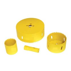 20mm diameter Bi-Metal Heavy Duty HSS Holesaw Drill (domestic and professional)
