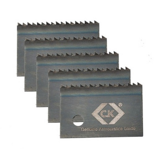 CK Tools T2255 Pack of 5 Spare Blades for the CK T2250 Armoured Cable Slice