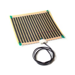 Mirror Demister Pad 274 x 358mm 17.5W IP44 rated Mirror Foils to Keep the Mirror Steam Free, DEVIfoil Mirror 17.5 62000000