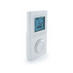 Elnur ECPRSTAT Connected Wireless Programmable Room Thermostat for Remote Control of Heating