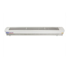 18kW High Velocity Warm Air Curtain 2121mm in White for Above Door Mounting (max. 2m door width) BN Thermic HCA2-18