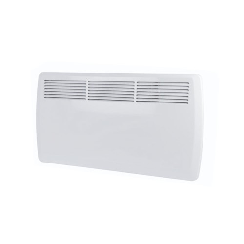 1.5kW White Panel Heater with Timer, Wall Mounted Hyco AC1500T Accona Panel Heater Lot 20 Ecodesign Compliant