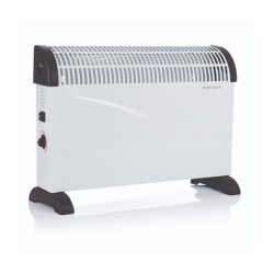 Classic 2kW Convector Heater with 3 Power Settings and Thermostat, Scirocco (Floor Standing)