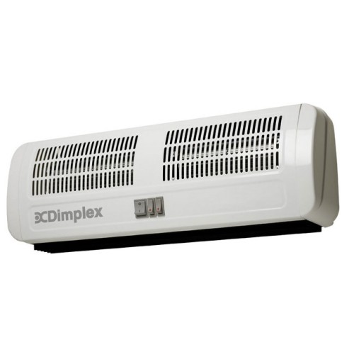 Dimplex AC3N 3.0KW Over Door Heater, 3kW Warm Air Curtain Surface Mounted Heater