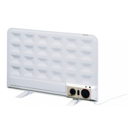 750W Oil Filled Panel Radiator in Willow White with Programmable Timer and Thermostat Dimplex OFX750TI